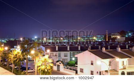 poster of City At Night