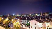City At Night poster