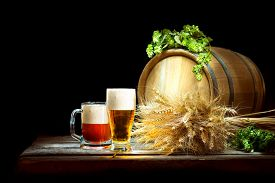 pic of brew  - Beer concept - JPG