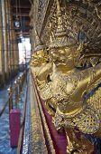 pic of glorify  - Thai Golden Garuda in Grand Palace Thailand - JPG