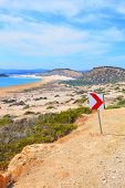 Amazing View Of An Amazing Bay In Karpas Peninsula, Northern Cyprus poster