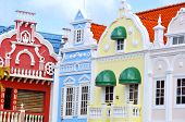 foto of west indies  - Typical dutch design architecture  - JPG