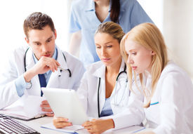 picture of ekg  - healthcare - JPG