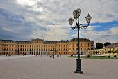 picture of winter palace  - Hofburg  - JPG