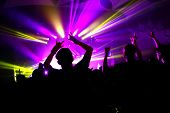 foto of rave  - Music Concert - JPG