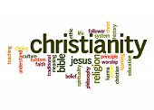 image of karma  - Christianity word cloud image with hi - JPG