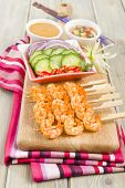picture of sate  - Sate Goong  - JPG