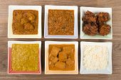 stock photo of paneer  - Thali  - JPG