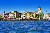 foto of lagos  - scenic lago di Garda  - JPG