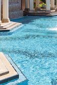 picture of hot-tub  - Exotic Luxury Swimming Pool Water - JPG