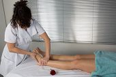 picture of foot massage  - Foot massage - JPG