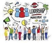 foto of idealistic  - Diversity Casual People Leadership Management Celebration Success Concept - JPG