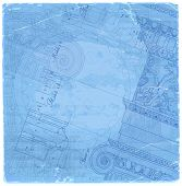 picture of architecture  - Blueprint  - JPG