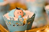 stock photo of christening  - Cake  - JPG