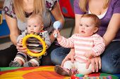 Постер, плакат: Mothers And Babies At Music Group