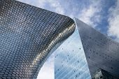 Soumaya And Carso Buildings