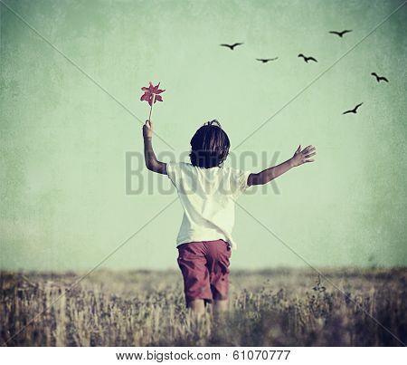 Скачать музыку walk with a kid
