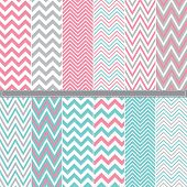 image of chevron  - Chevron seamless set - JPG
