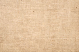 image of canvas  - Old grunge canvas texture background - JPG