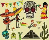 foto of mexican fiesta  - Mexico Clip Art and Symbols  - JPG