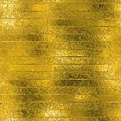 image of high-quality  - Golden Foil Seamless and Tileable Texture - JPG
