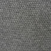 picture of mixture  - gray cotton and cashmere fabric mixture background - JPG