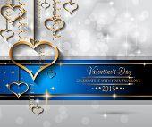 image of dinner invitation  - Valentine - JPG