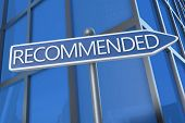 stock photo of recommendation  - Recommended  - JPG