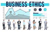image of integrity  - Business Ethnics Ethnical Integrity Honesty Concept - JPG