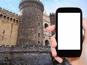 stock photo of castle  - travel concept  - JPG