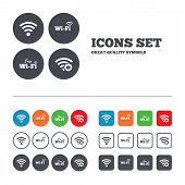 image of squares  - Free Wifi Wireless Network icons - JPG