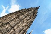 image of gothic  - Cologne Cathedral  - JPG