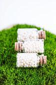 pic of placebo  - Homeopathy  pills - JPG