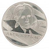 Постер, плакат: Ukrainian Hryvnia Coin