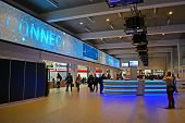 Amsterdam 29.01.: integrated Systems Europe (Ise) Ausstellung in Amsterdam, Niederlande am Januar