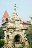 pic of british bombay  - Famous landmark of Mumbai  - JPG
