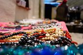 picture of handicrafts  - on the way towards spiti and kaza  - JPG