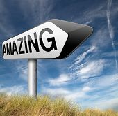 image of you are awesome  - amazing and excellent mind blowing concept - JPG