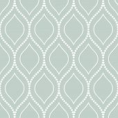 picture of wallpaper  - Geometric pattern - JPG
