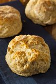 image of buttermilk  - Homemade Flakey Buttermilk Biscuits Ready to Eat - JPG