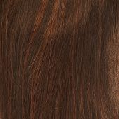 stock photo of hair dye  - Straight hair fragment as a texture background composition - JPG