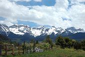 foto of colorado high country  - ranch in the san juan mountains - JPG