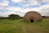 image of zulu  - Landscape of rural zululand - JPG