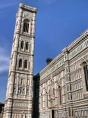 Florentine Duomo And Giotto Tower poster