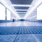 image of underpass  - Train station Underpass - JPG