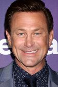 LAS VEGAS - APR 8:  Grant Bowler at the NBCUniversal Summer Press Day at Huntington Langham Hotel on