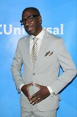 PASADENA - APR 8: J. B. Smoove at the NBC/Universal's 2014 Summer Press Day held at the Langham Hote