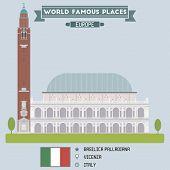 pic of vicenza  - Basilica Palladiana - JPG