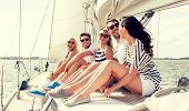 image of yachts  - vacation - JPG