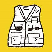 pic of vest  - Vest Doodle - JPG